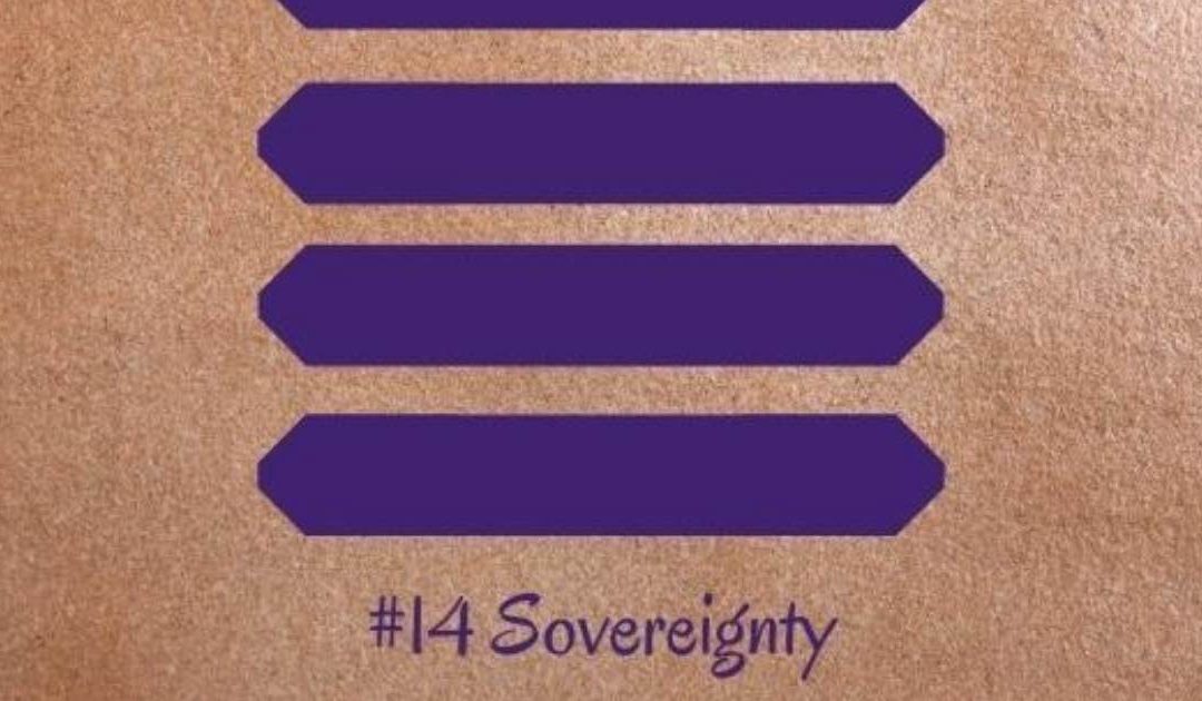 Guidance from the I Ching: 14 – Sovereignty
