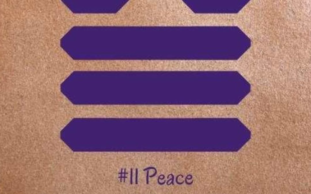 Guidance from the I Ching: 11- Peace