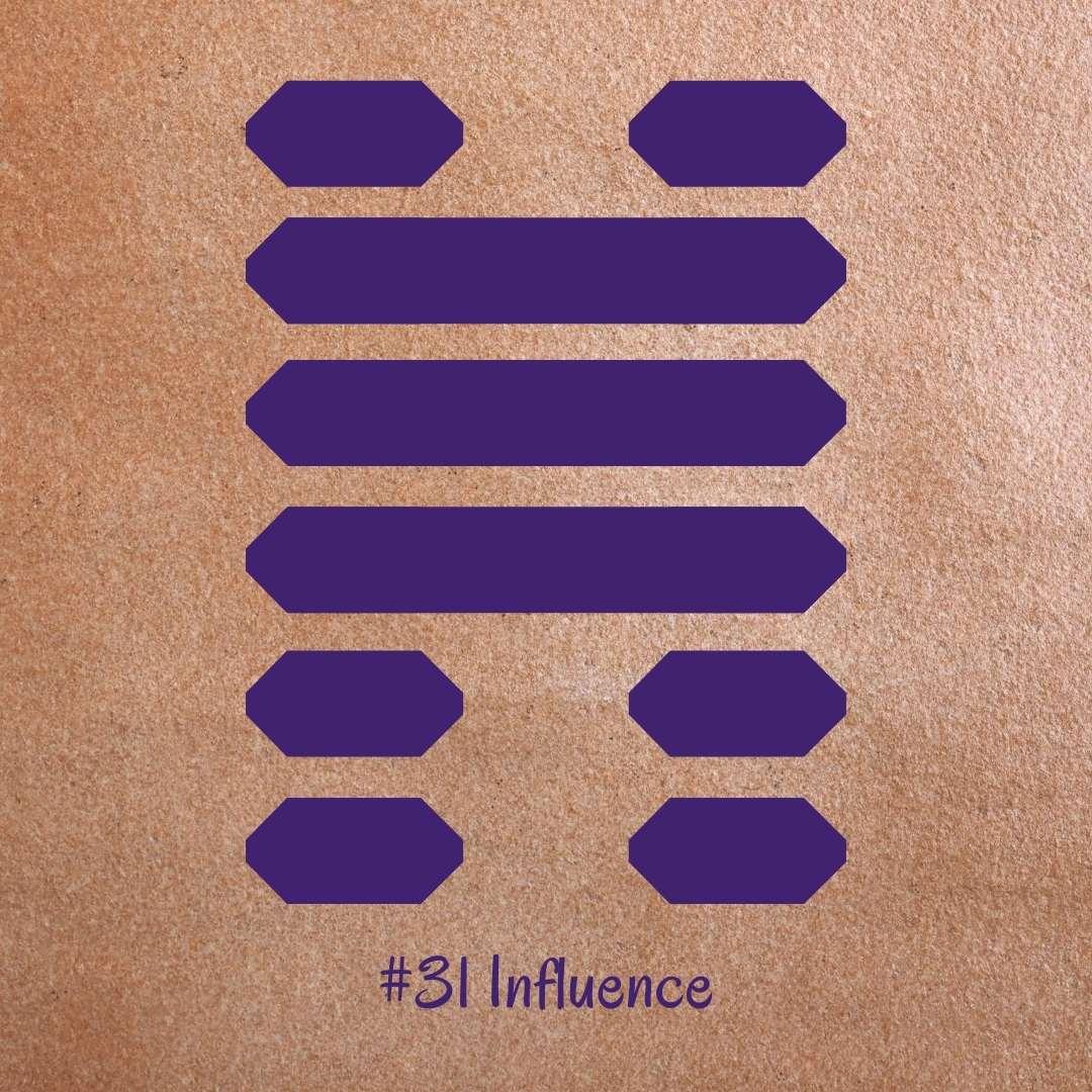 Hexagram 31 Influence