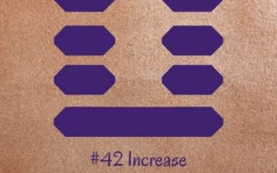 Guidance from the I Ching: 42 – Increase