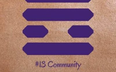 Guidance from the I Ching: 13 – Community